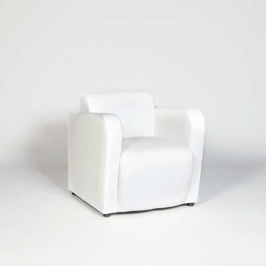 Sillon Liberty blanco